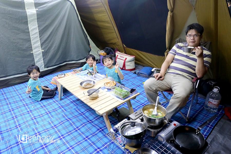 露營裝備 | 三小二鳥的露營桌