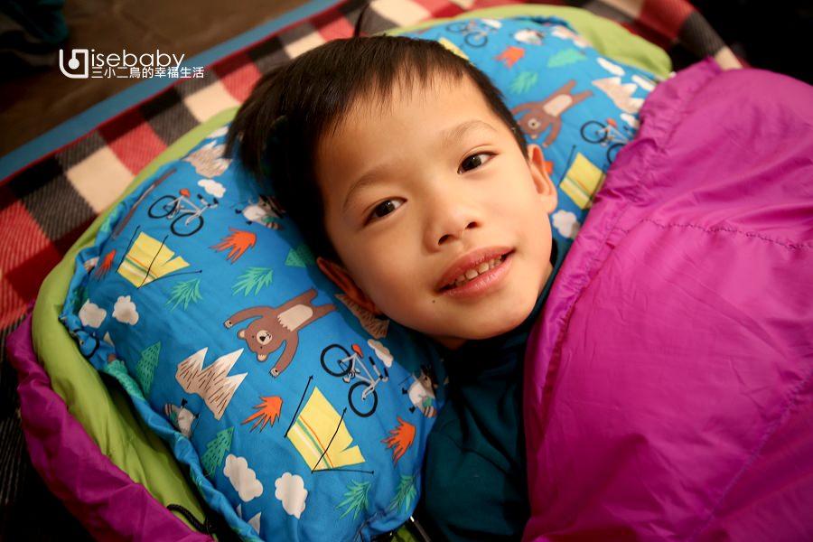 露營裝備 | 三小二鳥的露營枕頭.野放Wildfun專利可調式功能枕