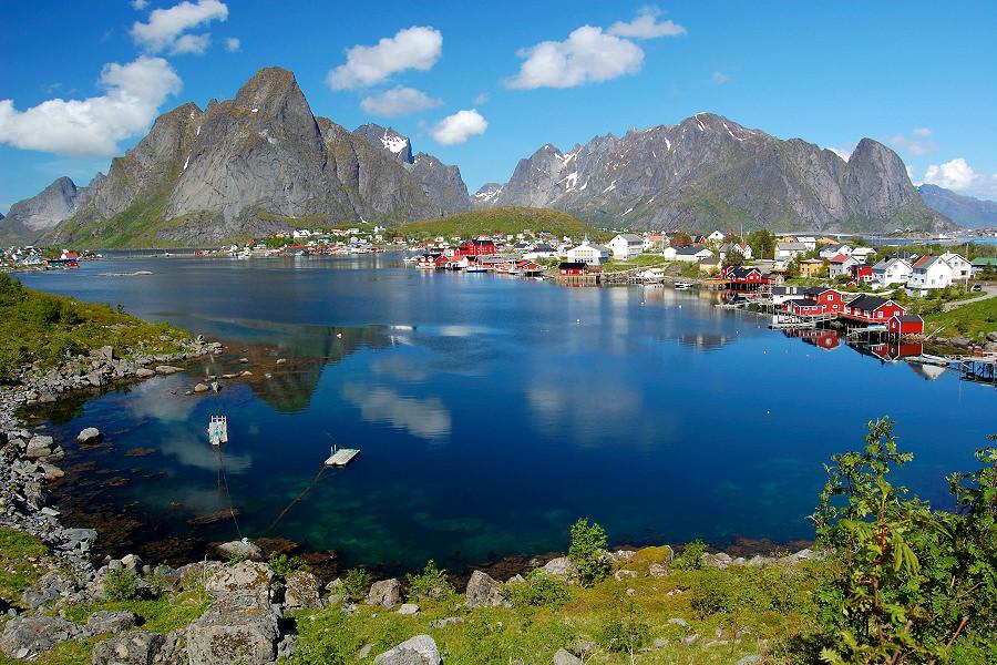 挪威|行前準備。景點選擇與行程安排