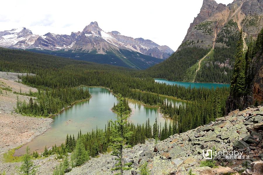加拿大|Lake O'Hara歐哈拉湖。遺世獨立的洛磯山脈祕境