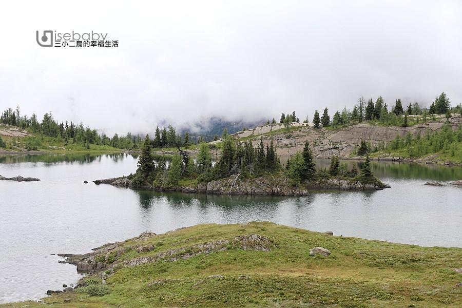 加拿大 | Lonely Planet健行步道推薦第一名。Sunshine Meadow日光草原