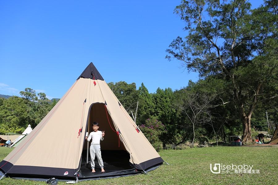 露營裝備   三小二鳥的帳篷