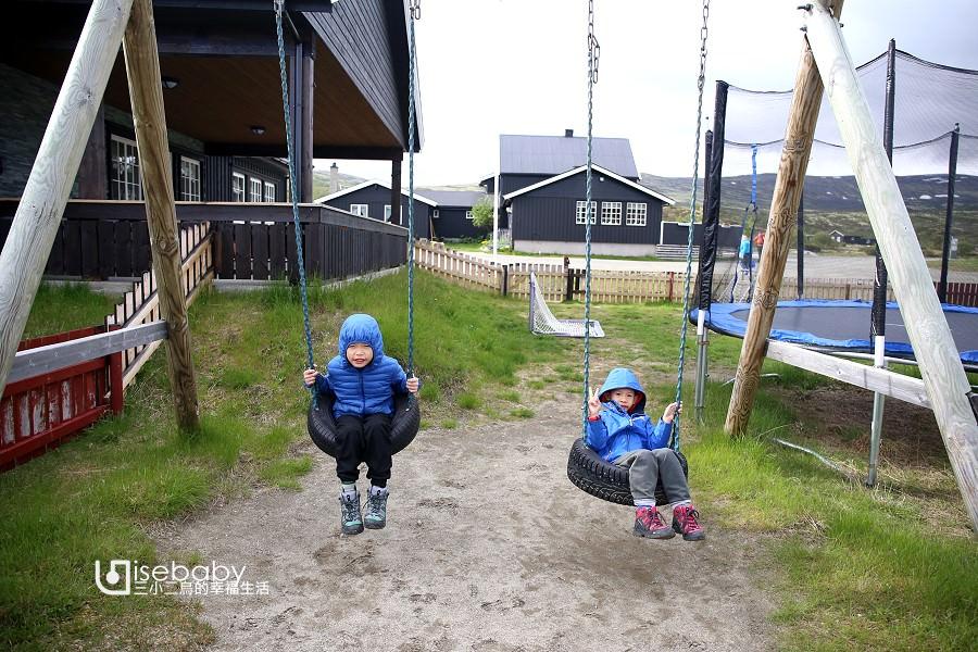 挪威露營   環境舒適設備齊全的NAF四星營地.Hageseter Turisthytte