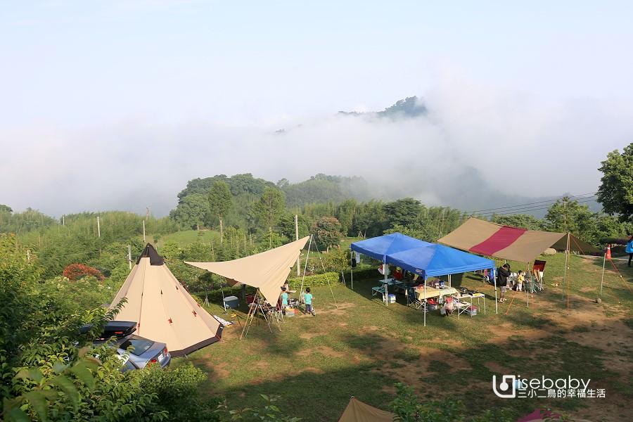 露營營地總整理 | 景觀營地。盡覽台灣福爾摩沙之美