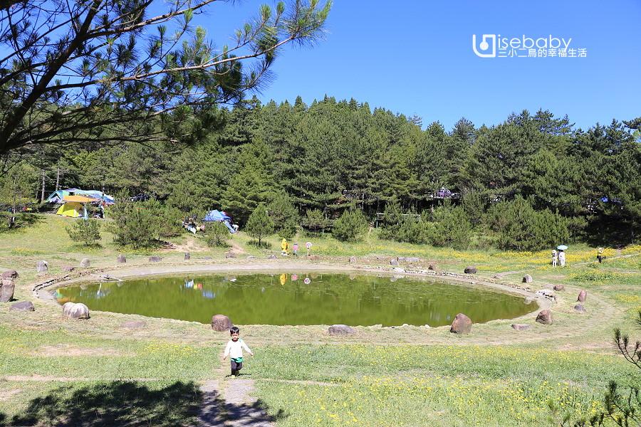 露營營地總整理 | 高海拔營地。夏季避暑勝地