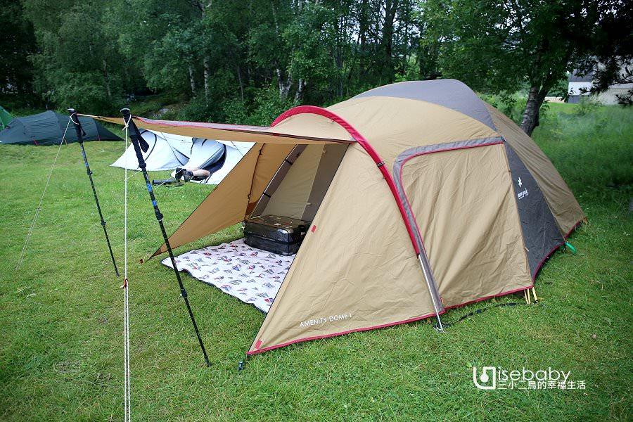 海外露營攻略。挑選出國露營帳篷的4項建議