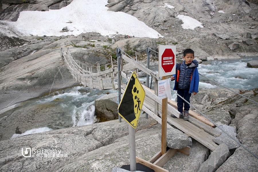 挪威 | 峽灣必去行程。歐洲最大冰川健行Nigardsbreen Blue Ice Family Walk