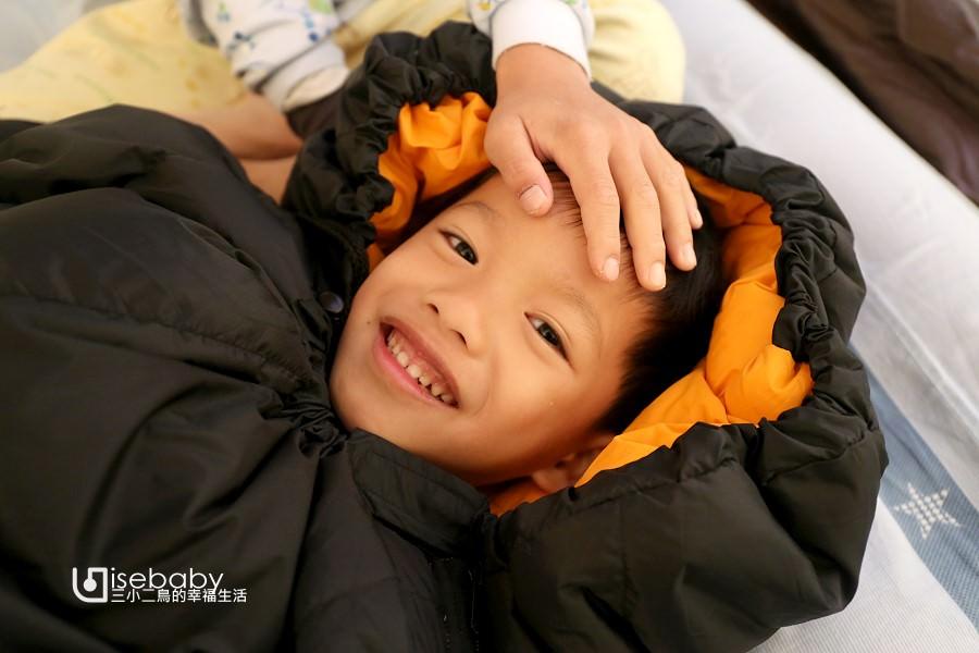 冬天露營怕太冷!使用睡袋的保暖密訣