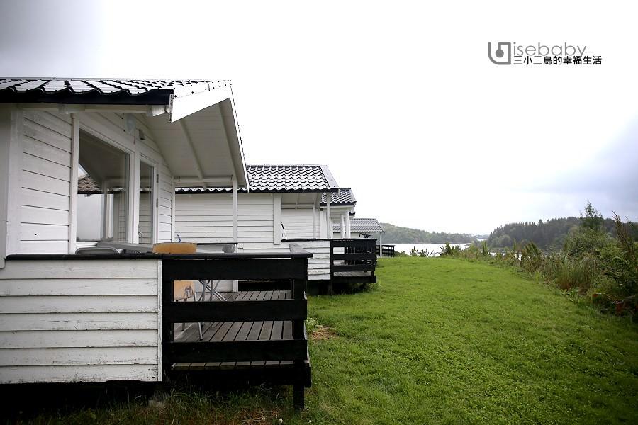 挪威 | 露營。造訪奧勒松的住宿營地.Volsdalen Camping