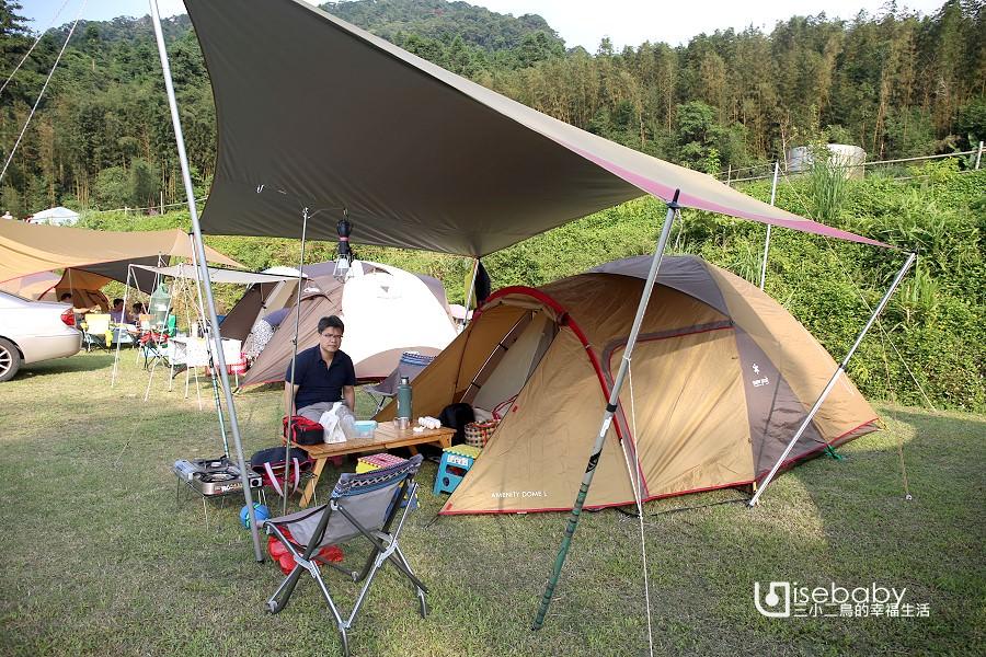 露營攻略。輕裝露營、不上車頂箱快速收搭的必帶露營裝備