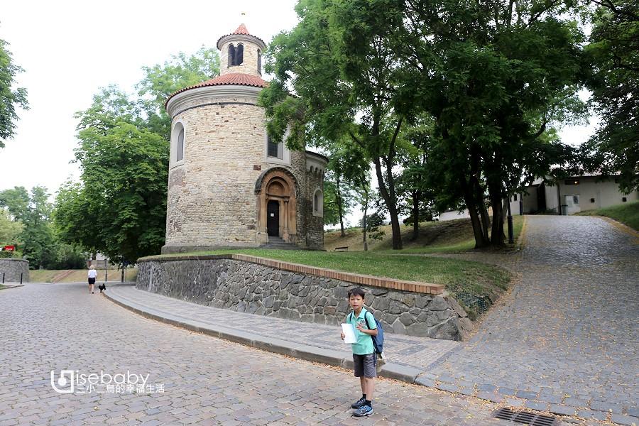 捷克布拉格高堡區Vysehrad散步地圖 靜謐獨特的拍照景點