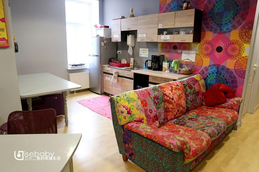 拉脫維亞 | 首都里加推薦超值住宿。Riga Hostel