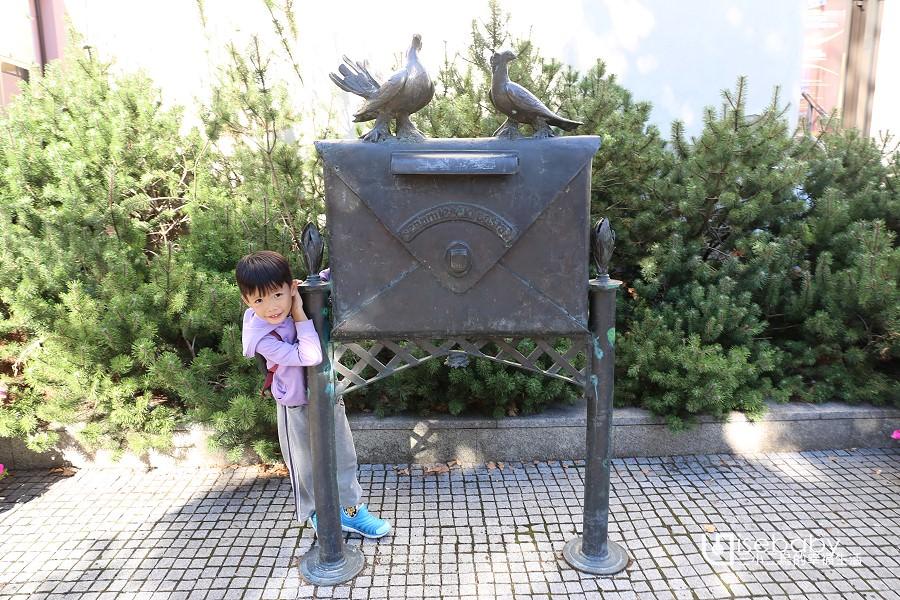 立陶宛   克萊佩達Klaipeda。海港城市尋找雕像之旅