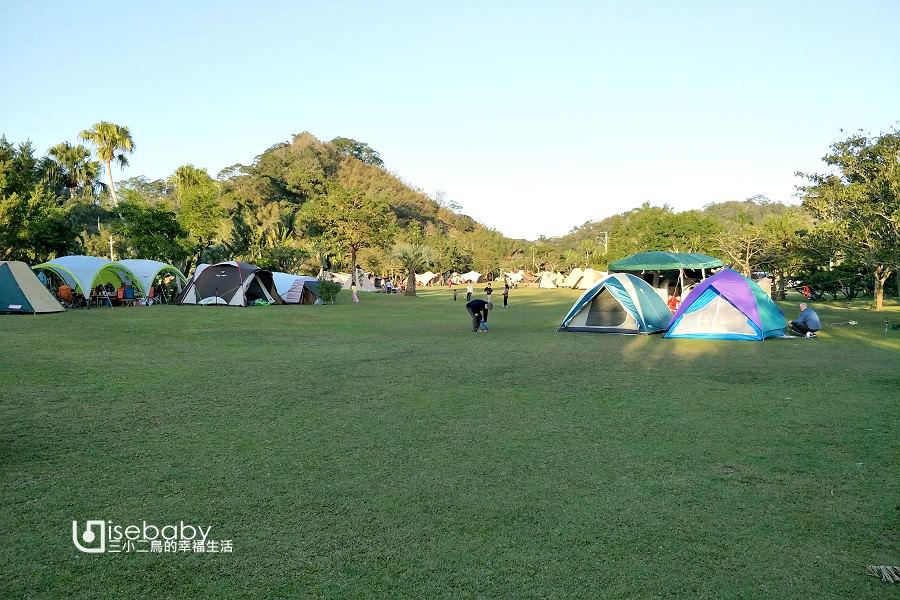 露營 | 苗栗三灣。棕櫚灣自然露營區.適合秋冬露營的低海拔推薦營地