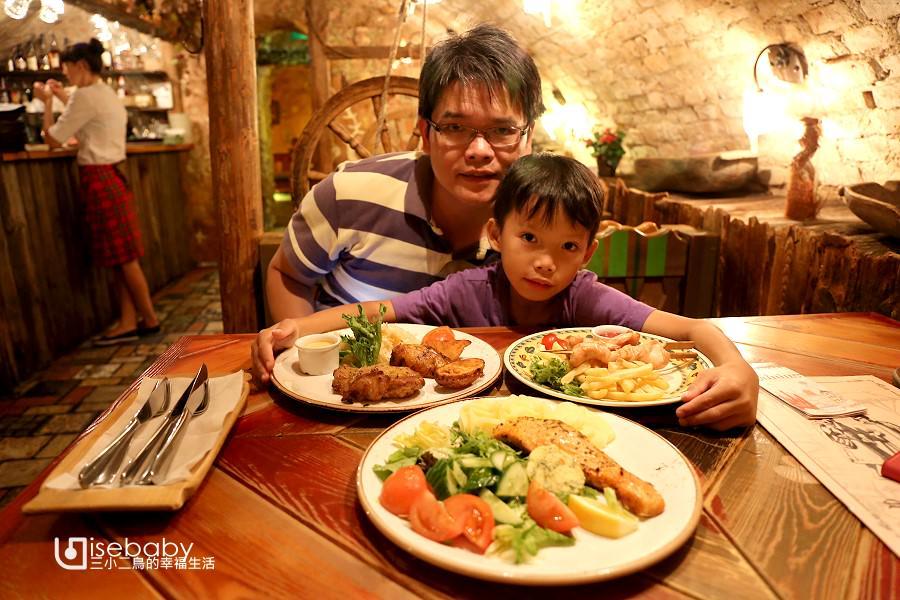 維爾紐斯 | 立陶宛特色餐廳推薦。Forto Dvaras