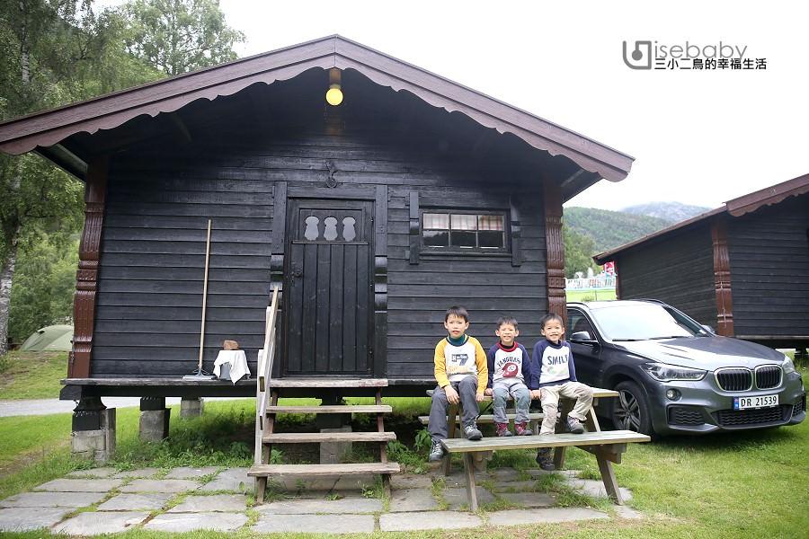挪威露營 | 惡魔之舌住宿營地推薦。Bråvoll Camping