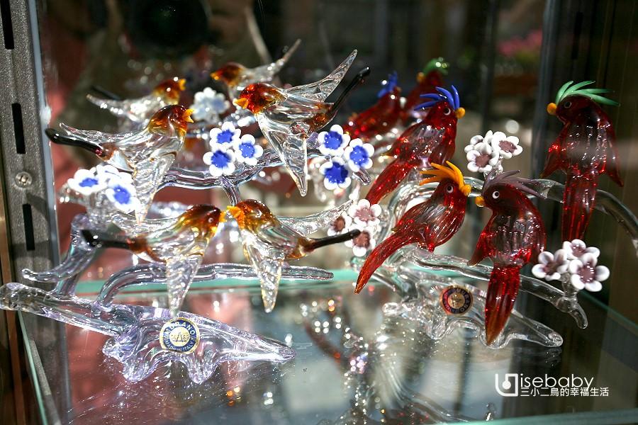 義大利   威尼斯童話玻璃藝術小島。Murano慕拉諾島
