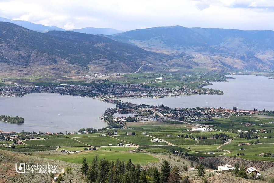 加拿大拍照推薦景點。觀景台Anarchist Mountain Lookout