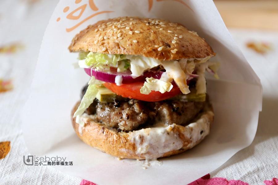 愛沙尼亞   塔林特色漢堡店。DEREKU Burger