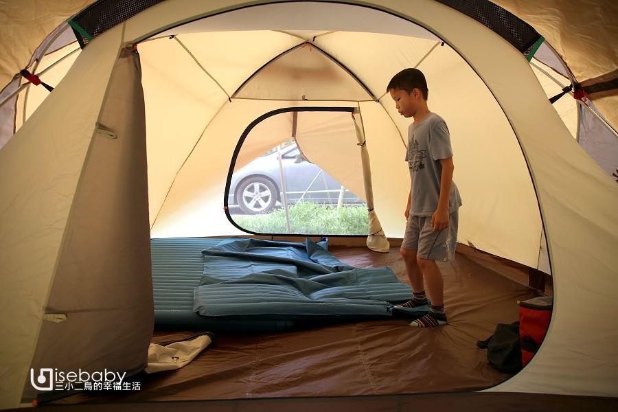 南投露營區推薦 亨宿露營區.寬敞厚實大草地的優質戲水營地