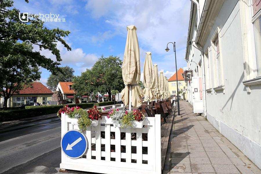 愛沙尼亞推薦美食   薩雷馬島Tripadvisor排名第2。義大利餐廳Ristorante la Perla