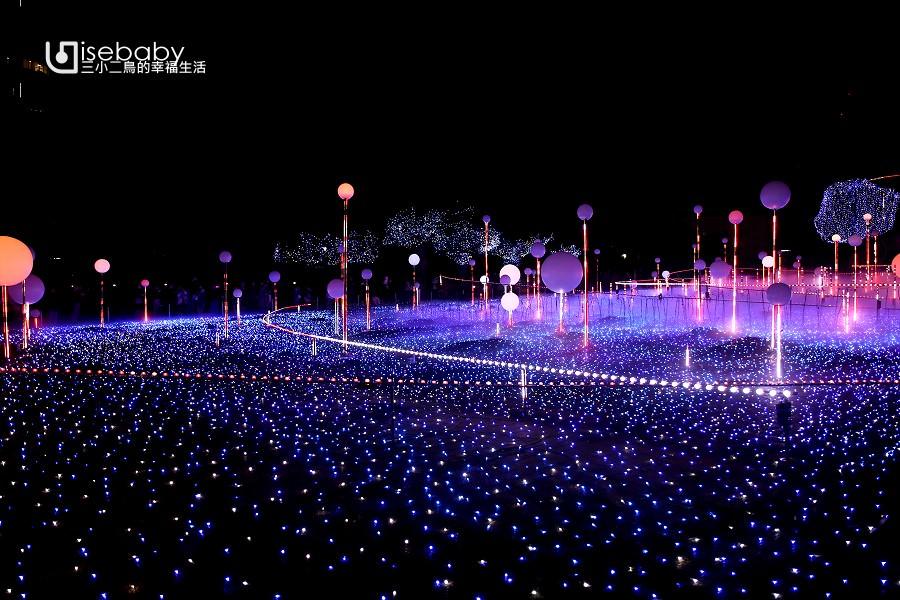 東京聖誕點燈推薦景點。六本木MIDTOWN CHRISTMAS 2018