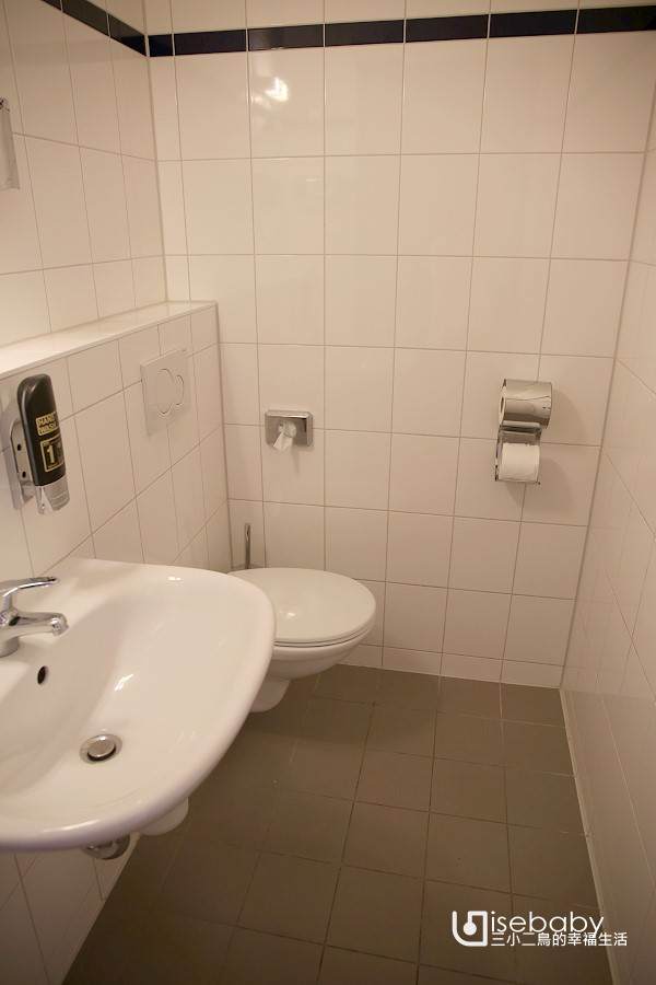 德國旅館推薦。法蘭克福親子友善住宿A&O Frankfurt Galluswarte