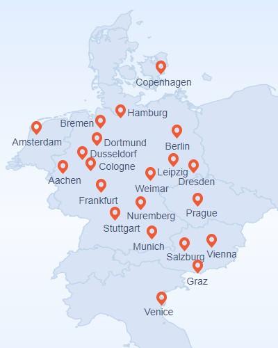 歐洲親子住宿推薦。A&O連鎖青年旅館住宿經驗總整理(德國、奧地利)