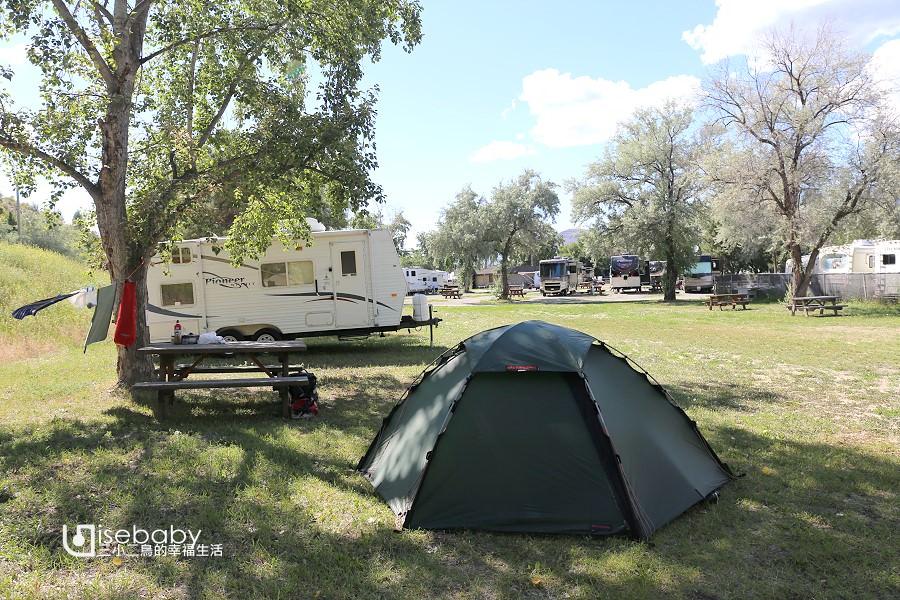 超完整!加拿大營地懶人包。露營&小木屋住宿推薦