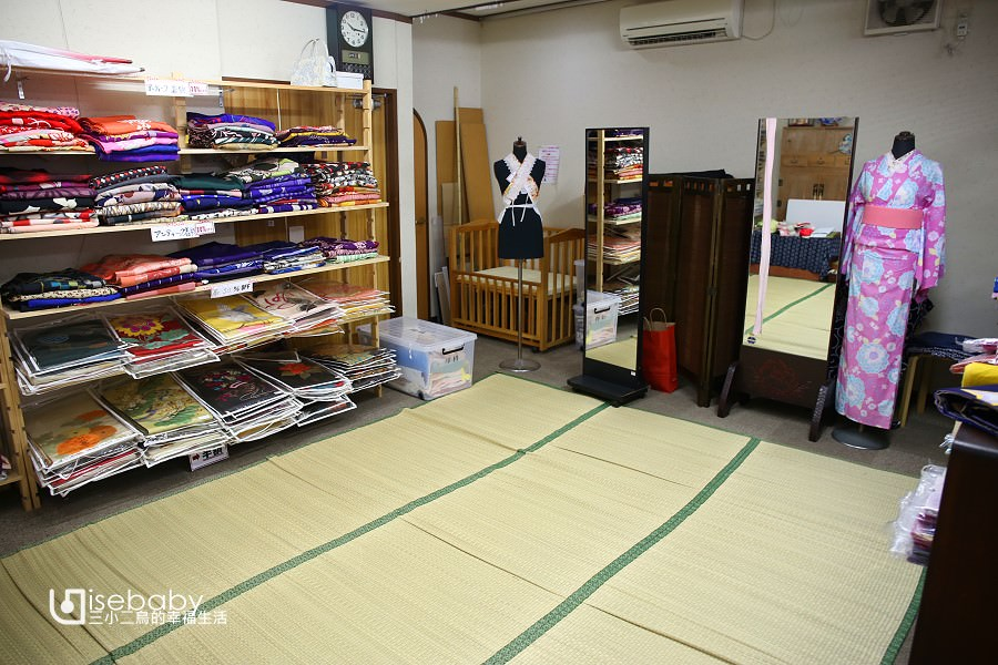 日本常陸太田推薦行程。鯨ヶ丘商店街散策 和服體驗X漫遊老店