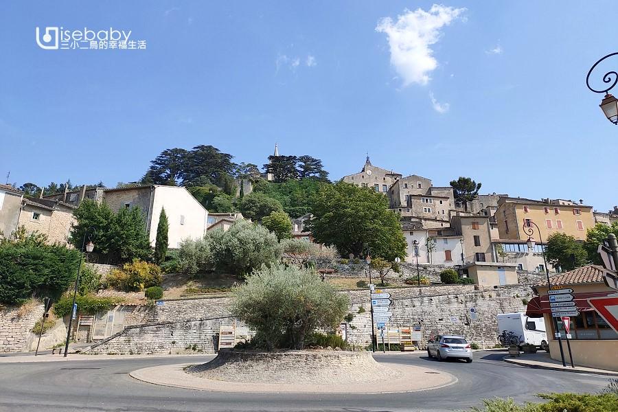 南法特色小鎮。Bonnieux奔牛村 感受普羅旺斯山居歲月  散步地圖行程攻略