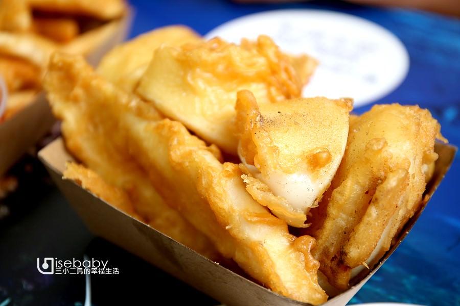 紐西蘭自由行 皇后鎮推薦美食炸魚薯條Erik's Fish and Chips