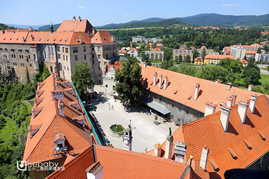 捷克自由行 CK庫倫洛夫自助懶人包。交通、必去景點、行程、美食、購物、住宿總整理