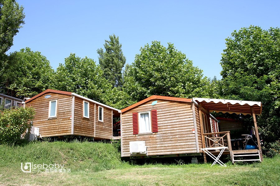 法國露營.南法豪華滑水道營地推薦Camping Capfun Temps Libre