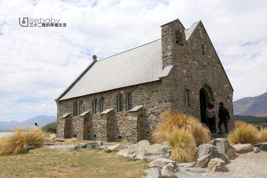 紐西蘭南島必去景點 好牧羊人教堂Church of the Good Shepherd