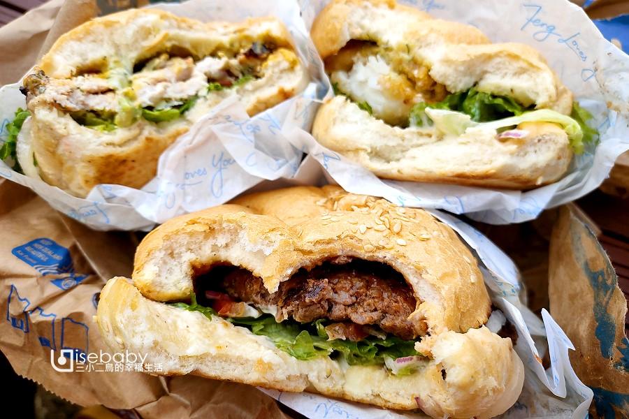 紐西蘭美食推薦.CNN評比世界最好吃的漢堡店FERGBURGER