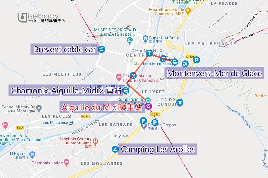 法國自由行.霞慕尼必去南針峰攻略。交通、票價、旅遊建議總整理