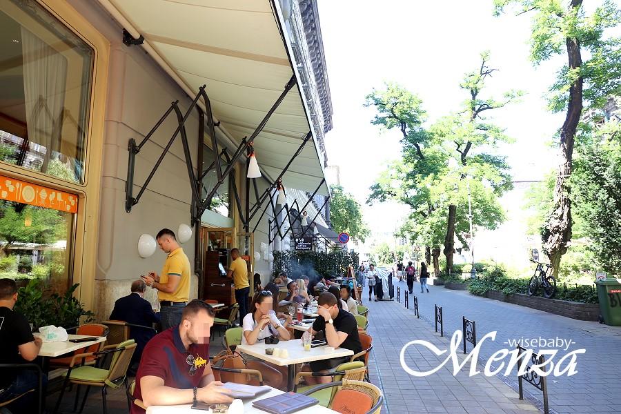 布達佩斯美食.便宜好吃無地雷Menza Restaurant餐廳