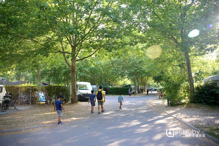 巴黎也有豪華露營!免搭帳且有衛浴的法國特色住宿Camping de Paris帳篷屋