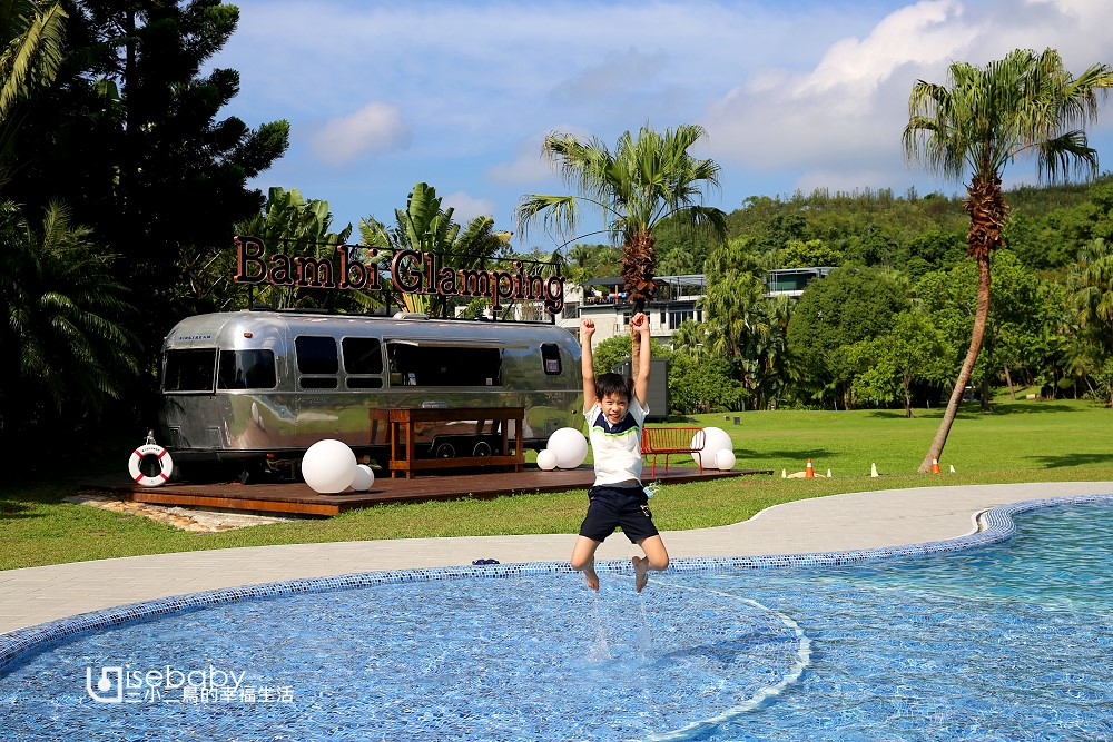 2021最新六星級豪華露營!斑比跳跳 x 三灣棕櫚灣一泊四食享受A5和牛龍蝦頂級美食
