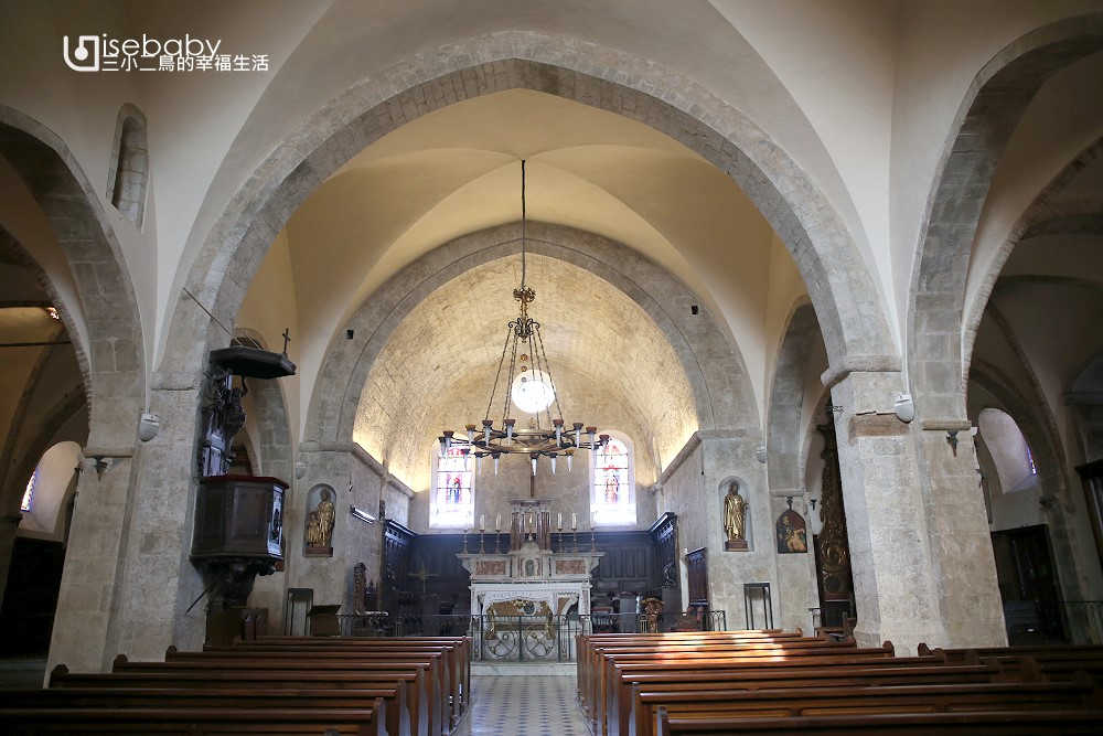 南法特色小鎮Saint-Paul de Vence聖保羅。精緻的藝術質感山城  散步地圖行程攻略