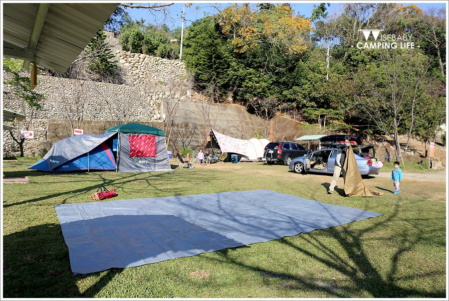 露營 | 台中新社。櫻花鳥森林.第一次再訪同營地的敗家開箱美食文
