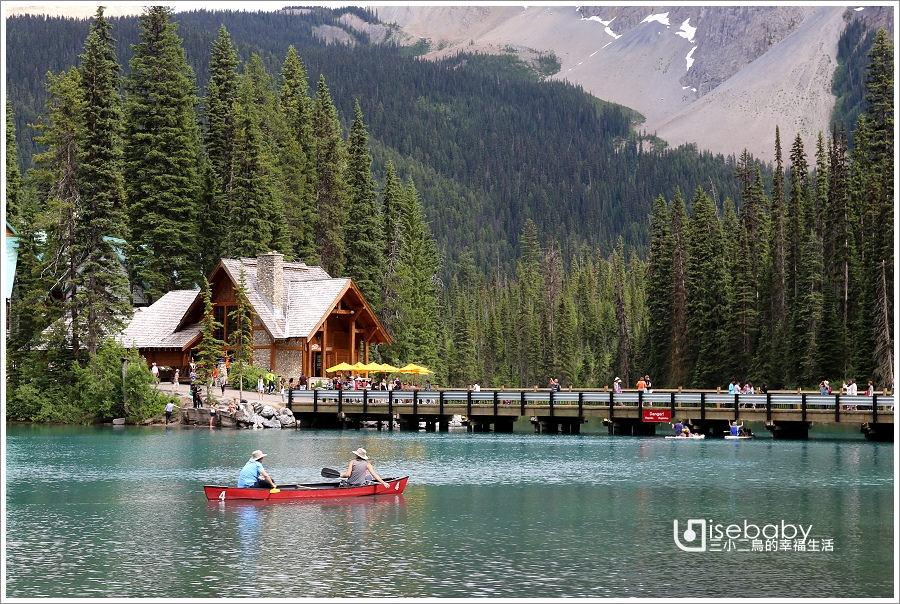 加拿大|洛磯山脈國家公園推薦必去的10大景點