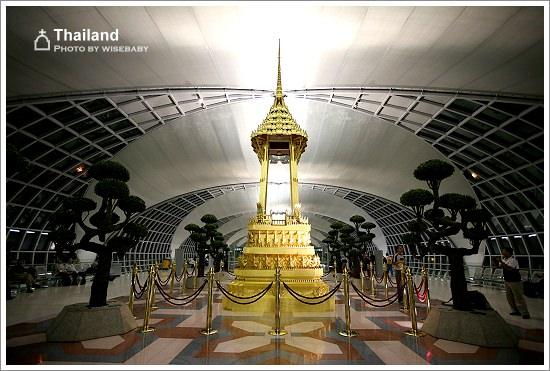 希臘自助遊記【2】曼谷機場大觀園