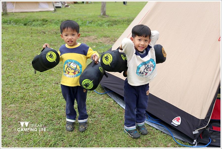 露營 | 2大3小的露營敗家裝備