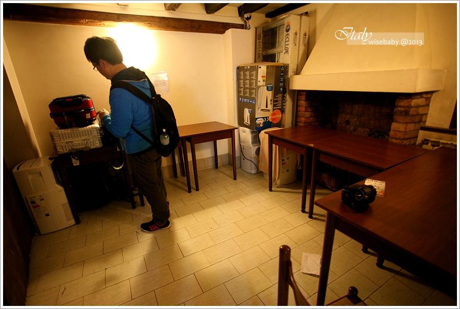 [義大利親子自助] 住宿-Venice::位置佳又乾淨的住宿選擇Alloggi Gerotto Calderan