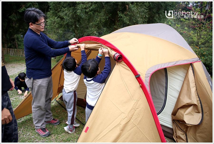 露營 | 如何挑選標準帳的7大考量與Snow Peak SDE-003R六人帳開箱