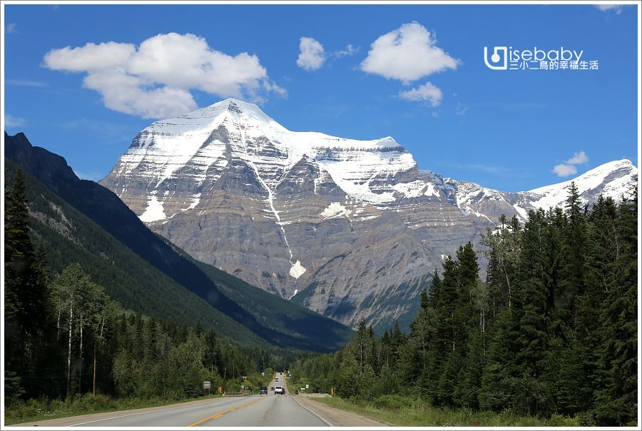 加拿大|景點。Mount Robson Provincial Park羅伯森山省立公園.朝聖洛磯山脈最高峰