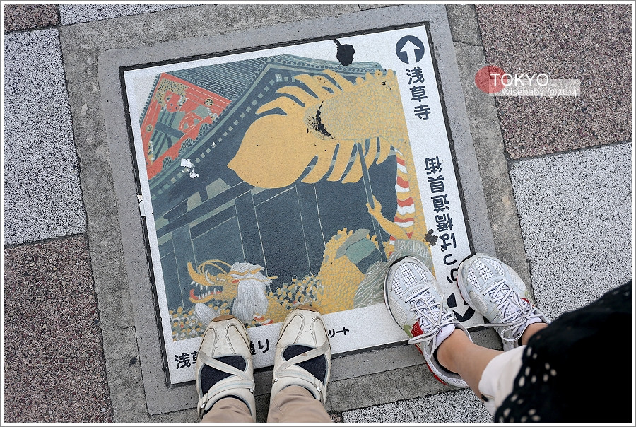 東京自助 | 帶長輩出國自助旅行的注意事項與經驗分享