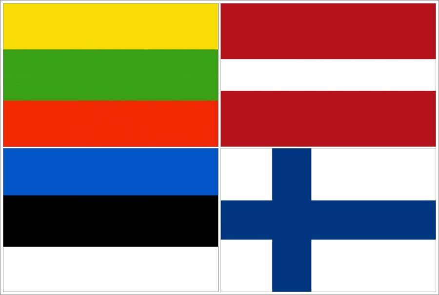 Baltic states行前準備【1】旅行國家之決定